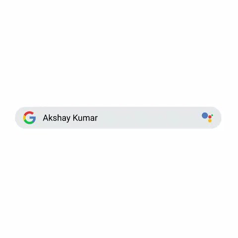 Find out what made @akshaykumar accept his role in Kesari, from the man himself, on Google Cameos.  Just search for 'Akshay Kumar' on your Google App.   @DharmaMovies