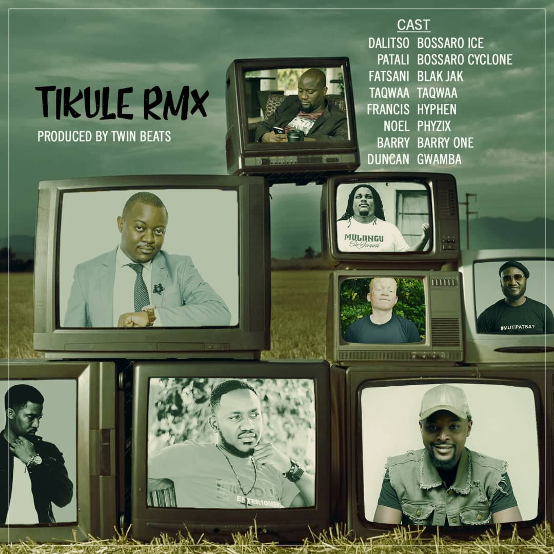 Tikule Remix. Premieres tomorrow with @CheKalonda  on times radio at 4:30. Dont miss it