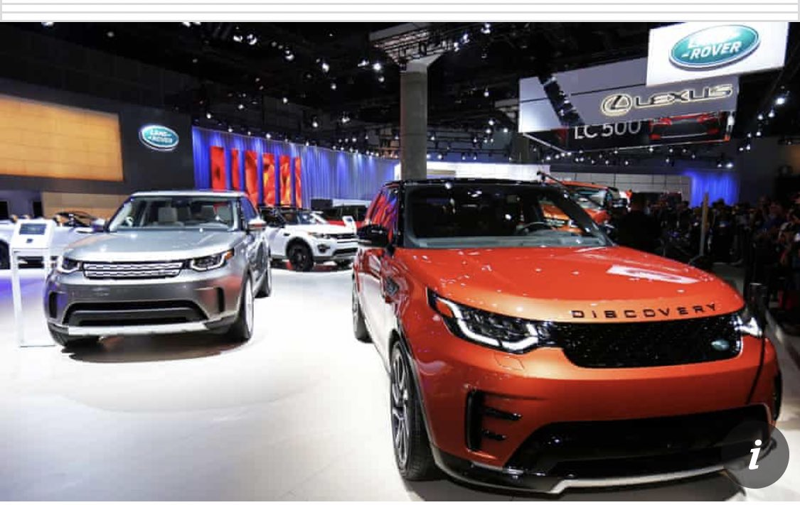 Francesco Ferrante's photo on Jaguar Land Rover