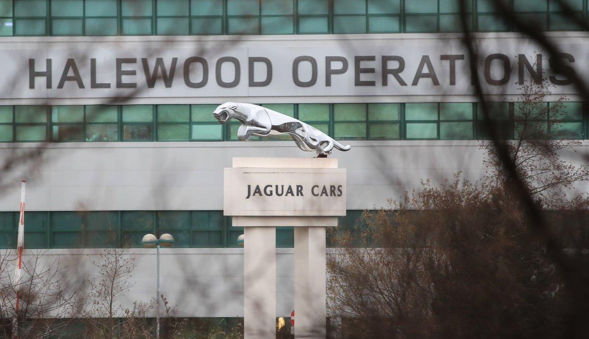 North West News's photo on Jaguar Land Rover