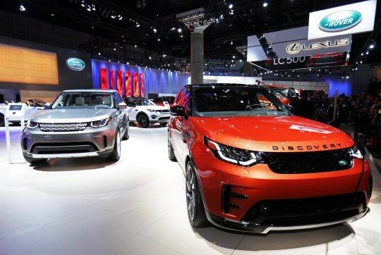 G9ija.com's photo on Jaguar Land Rover
