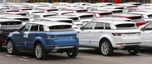 Global's Newsroom's photo on Jaguar Land Rover