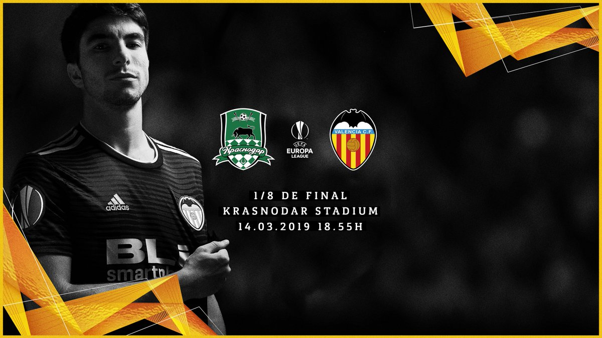 Valencia CF 🦇💯's photo on #KrasnodarVCF