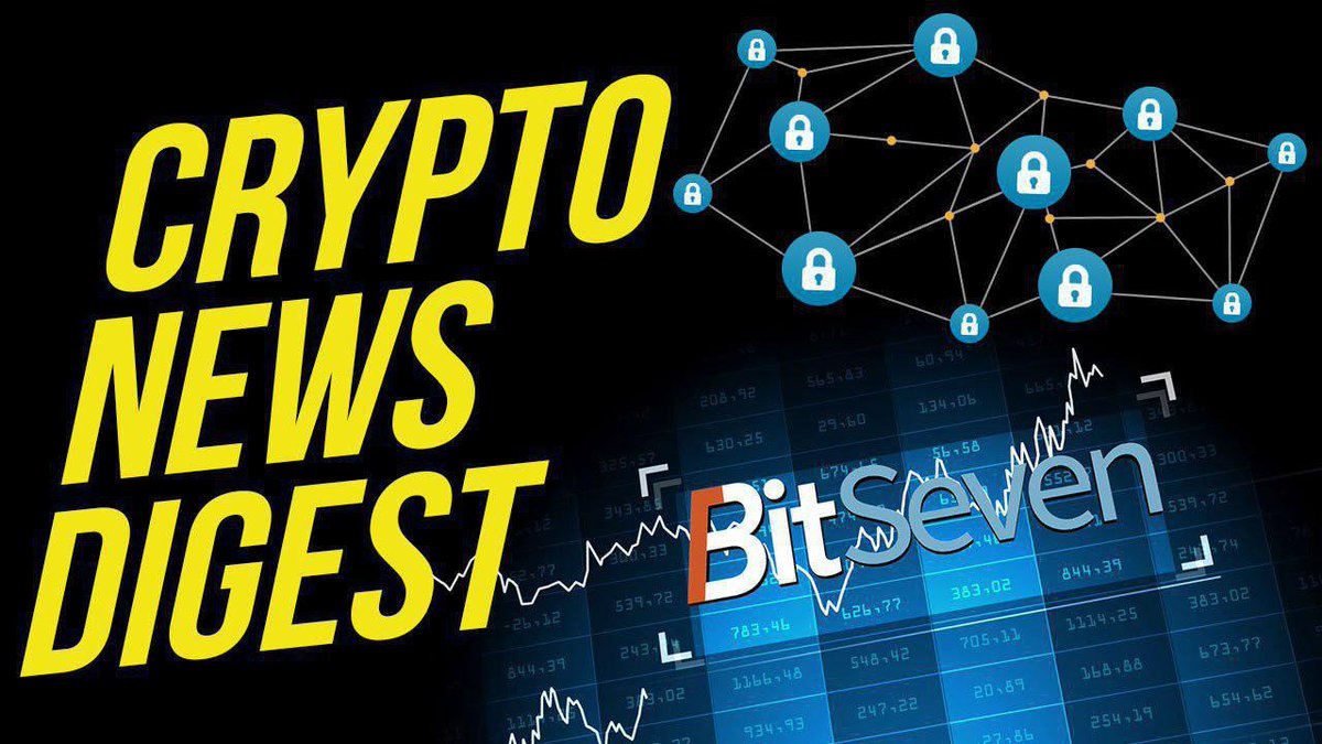 BitSeven crypto news digest daily + Analysis - week 11 (2019) https://www.youtube.com/watch?v=shD_8bF3oAE&t=4s …