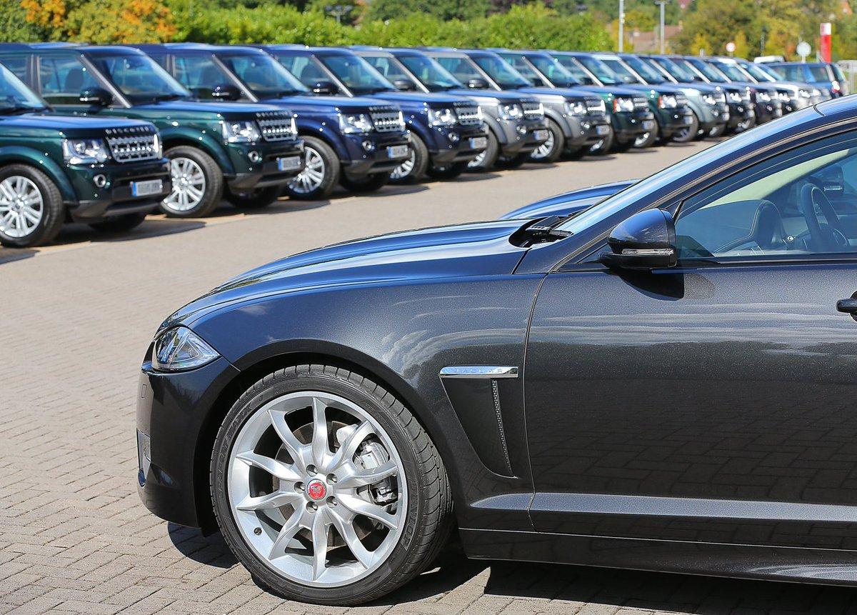 Next Green Car's photo on Jaguar Land Rover