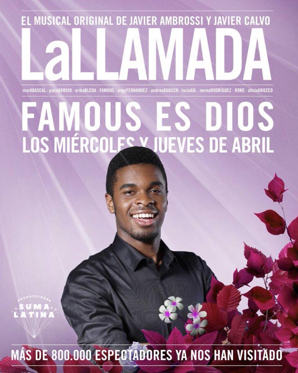 La Llamada's photo on #LaLlamada