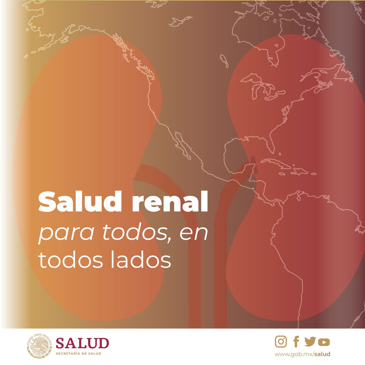 SALUD México's photo on #DíaMundialDelRiñón