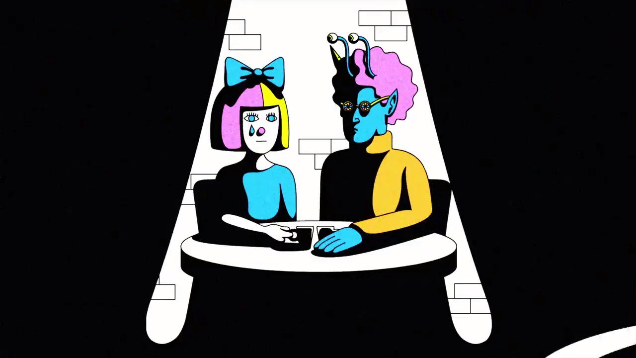 no new friends out now.. pre-order #LSD for april 12: https://t.co/rHtKnpkM13 https://t.co/kKexxJDlx0