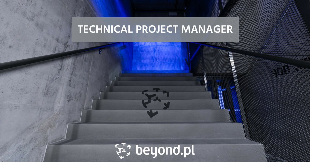 Join our Sales Support Team for a position of Technical Project Manager! 👨💻💼 Job description and recruitment link: https://t.co/Tc4WziQlr3  #recruitment #workinIT #ITjobs #openposition #techmanager #projectmanager #projectmanagement #PM #Poznan #joinus #workforIT https://t.co/ifaqVJdf5r