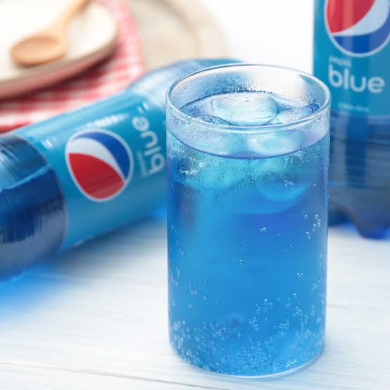 ok but do u guys still remember pepsi blue aka the god-tier softdrink??? SOMEONE BRING IT BACK