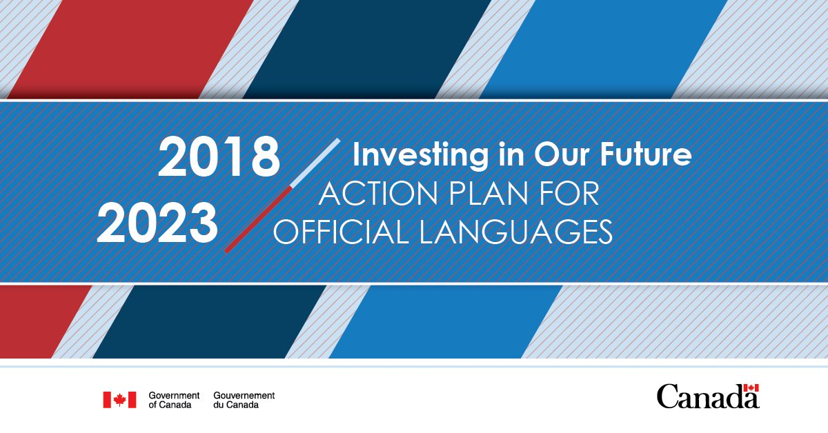 Students and graduates: Young Canada Works gives young Canadians the opportunity to gain professional experience and skills. Submit your application! https://www.canada.ca/en/canadian-heritage/services/funding/young-canada-works.html… #ActionPlanOL #OfficialLanguages