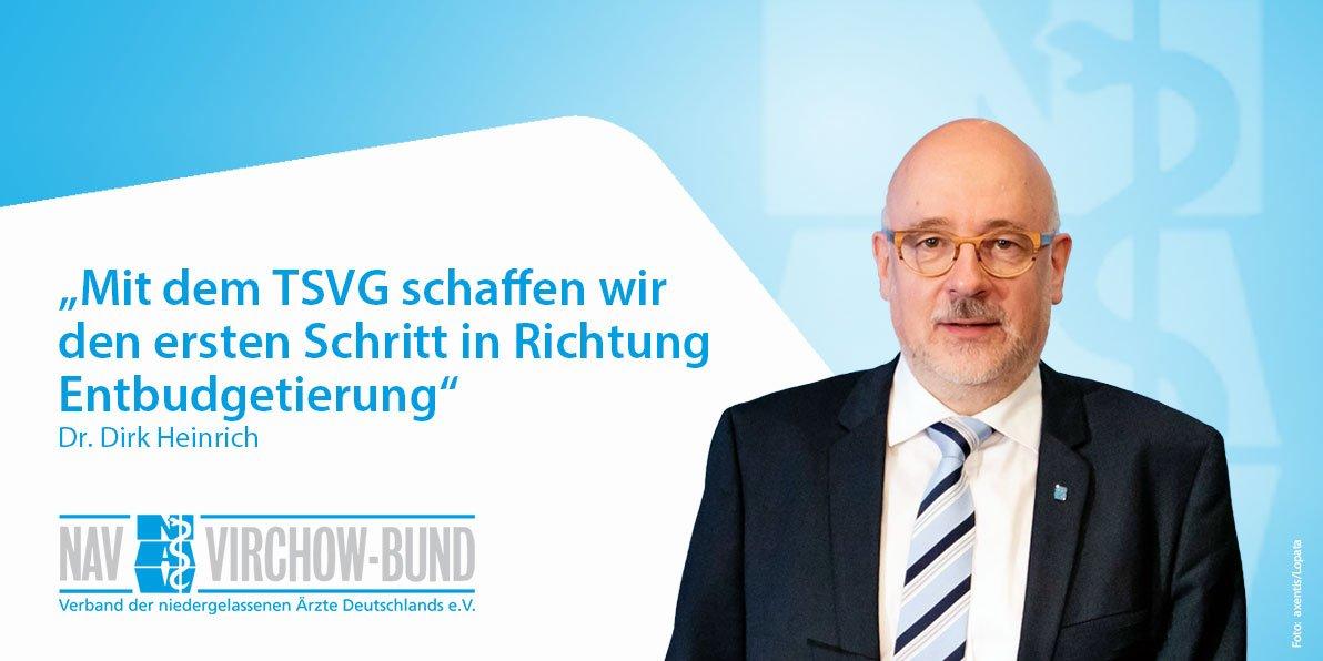 Dr. Dirk Heinrich's photo on #TSVG