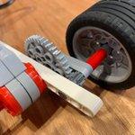 Image for the Tweet beginning: Nice bit of @LEGO_Education Mindstorms