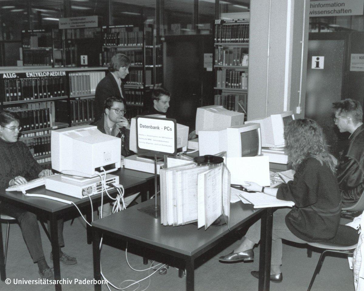 uni bibliothek paderborn