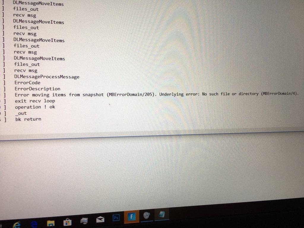 3utools error code 13 06