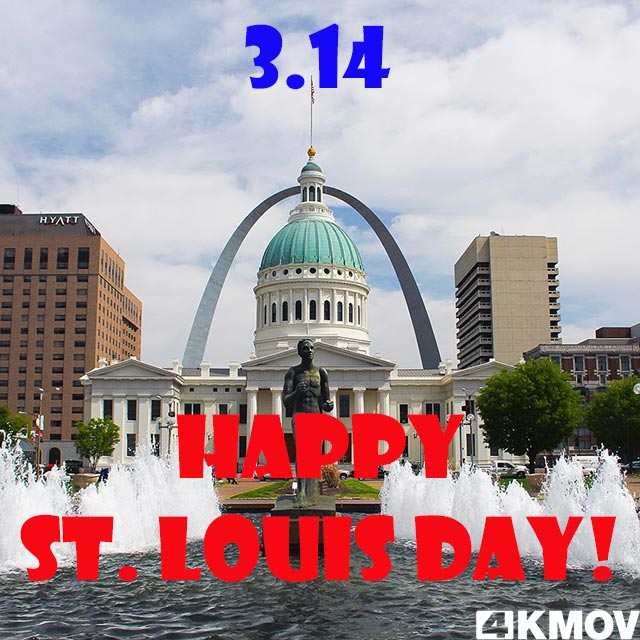 Forget #PiDay, today is for celebrating #STL! Happy #March14 #314Day #StlDay #n4tm<br>http://pic.twitter.com/pHYmUMBwJq