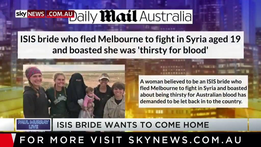 Sky News Australia's photo on Bronwyn