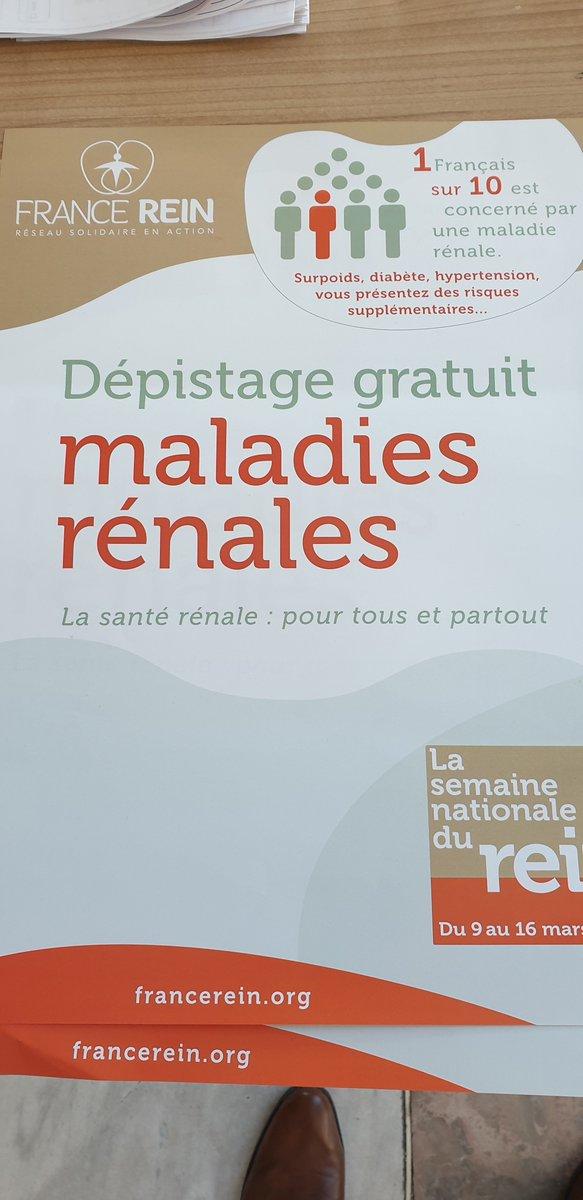 Ap Hm On Twitter Semainedurein Maladies Rénales Rdv Aujourd