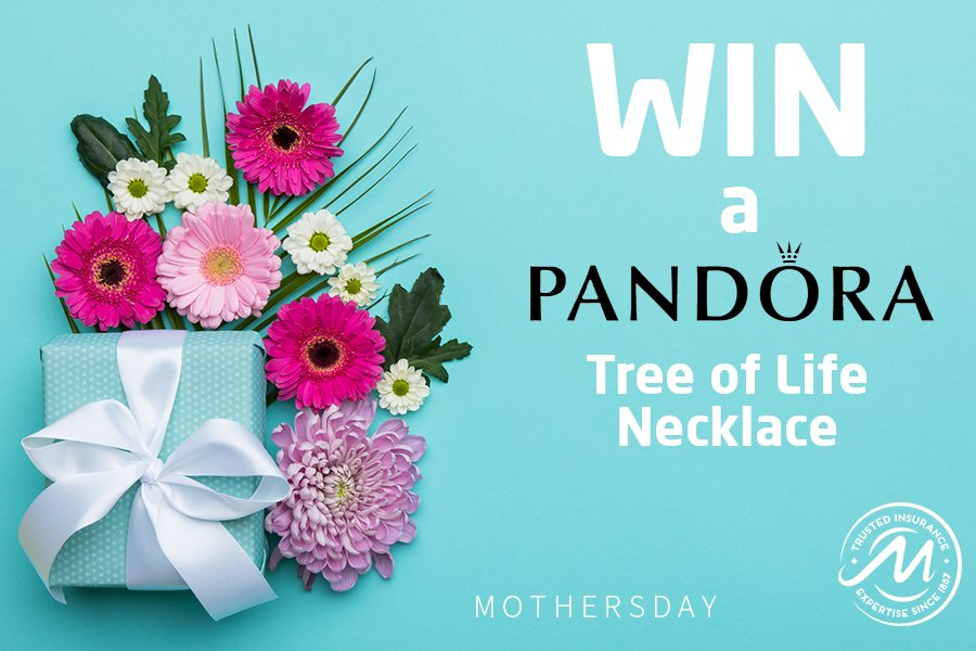 MOTHER&#39;S DAY COMPETITION #WIN a Pandora Tree of Life Necklace. To Enter:  #FOLLOW our page #LIKE &amp; #RT our post #COMMENT who&#39;s receiving the necklace for #MothersDay. WINNER: Wed 27th March T&amp;C&#39;s &gt;  http:// thmar.ch/xr46  &nbsp;     #FreebieFriday #Friyay <br>http://pic.twitter.com/V3Mr7CHm2B