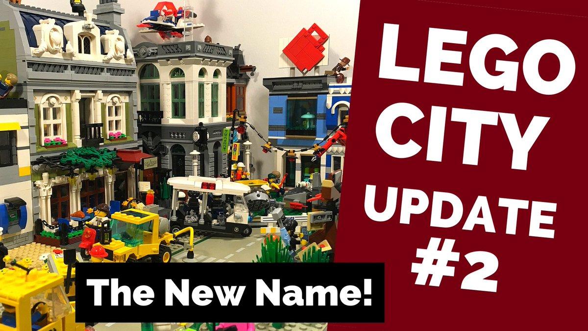 Legocity Hashtag On Twitter