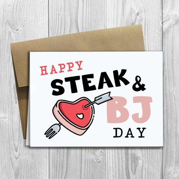 Happy Steak and Blowjob Day guys May your steak be medium rare and the blowjob well done  <br>http://pic.twitter.com/qv4tCbUby0