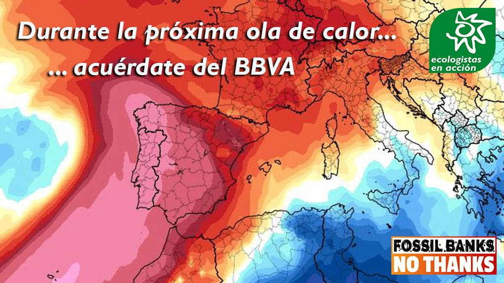 Ecologistas en Acción's photo on BBVA
