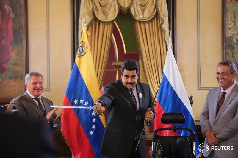 Billions spent, little to show: How a marriage of convenience between Russia's Rosneft and Venezuela's PDVSA turned sour as Russia sank billions into joint ventures. @SpecialReports investigates: https://reut.rs/2F6ROse