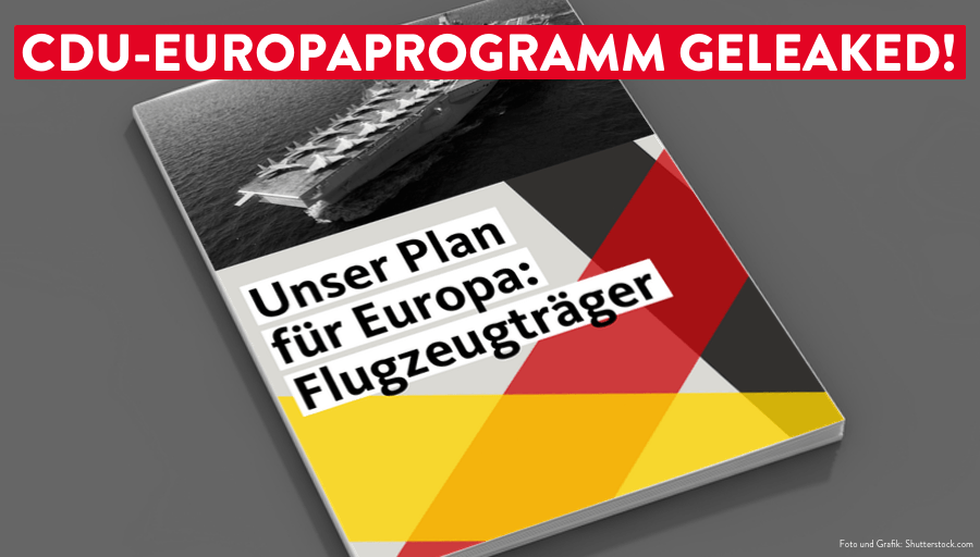 #europaistdieantwort's photo on #stattflugzeugträger
