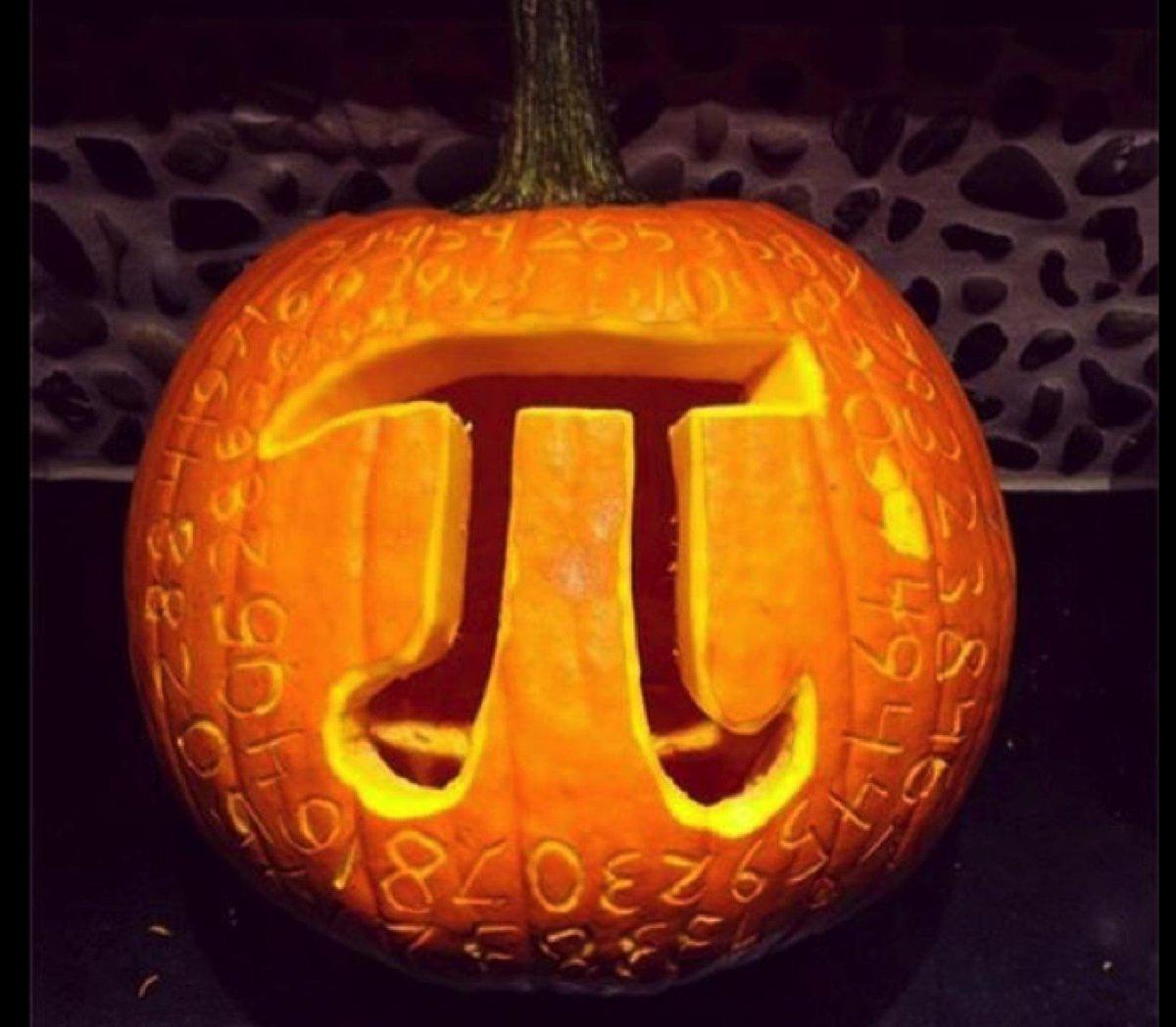 Gotta love pumpkin Pi.