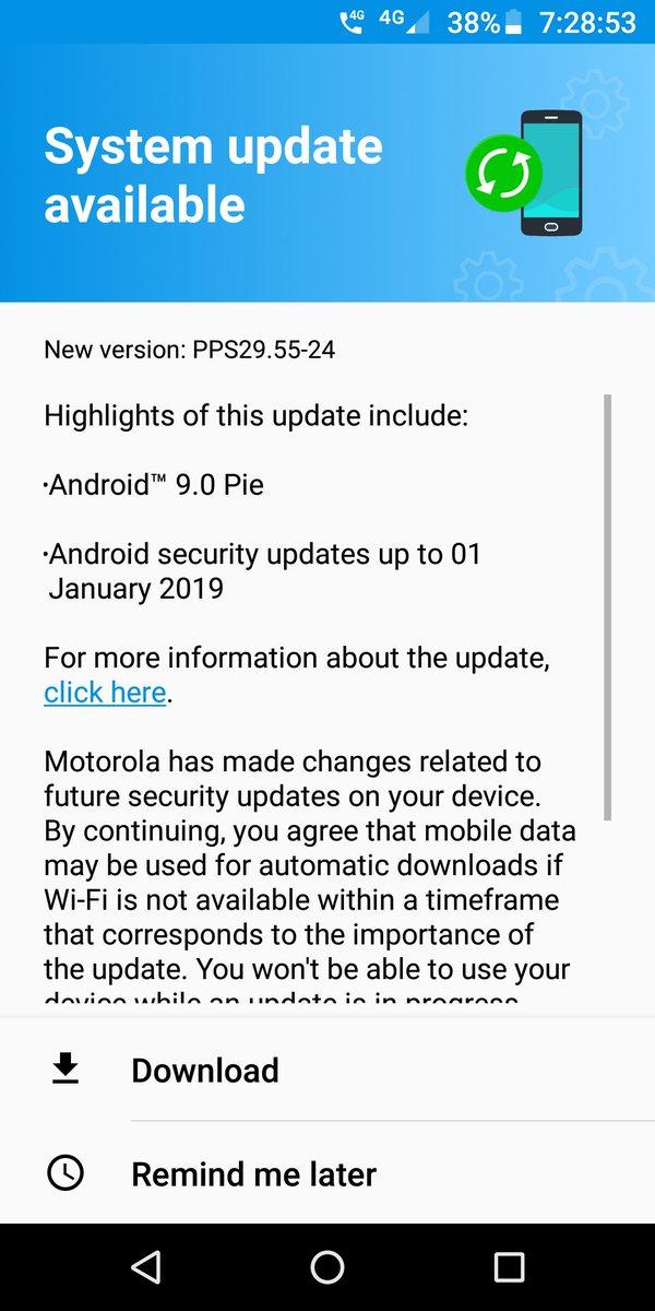 Motorola India Fans on Twitter: