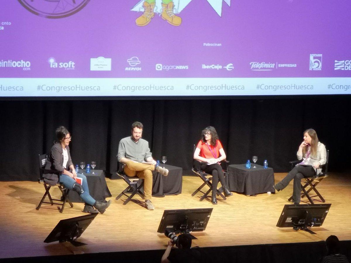 Maldita.es's photo on #CongresoHuesca