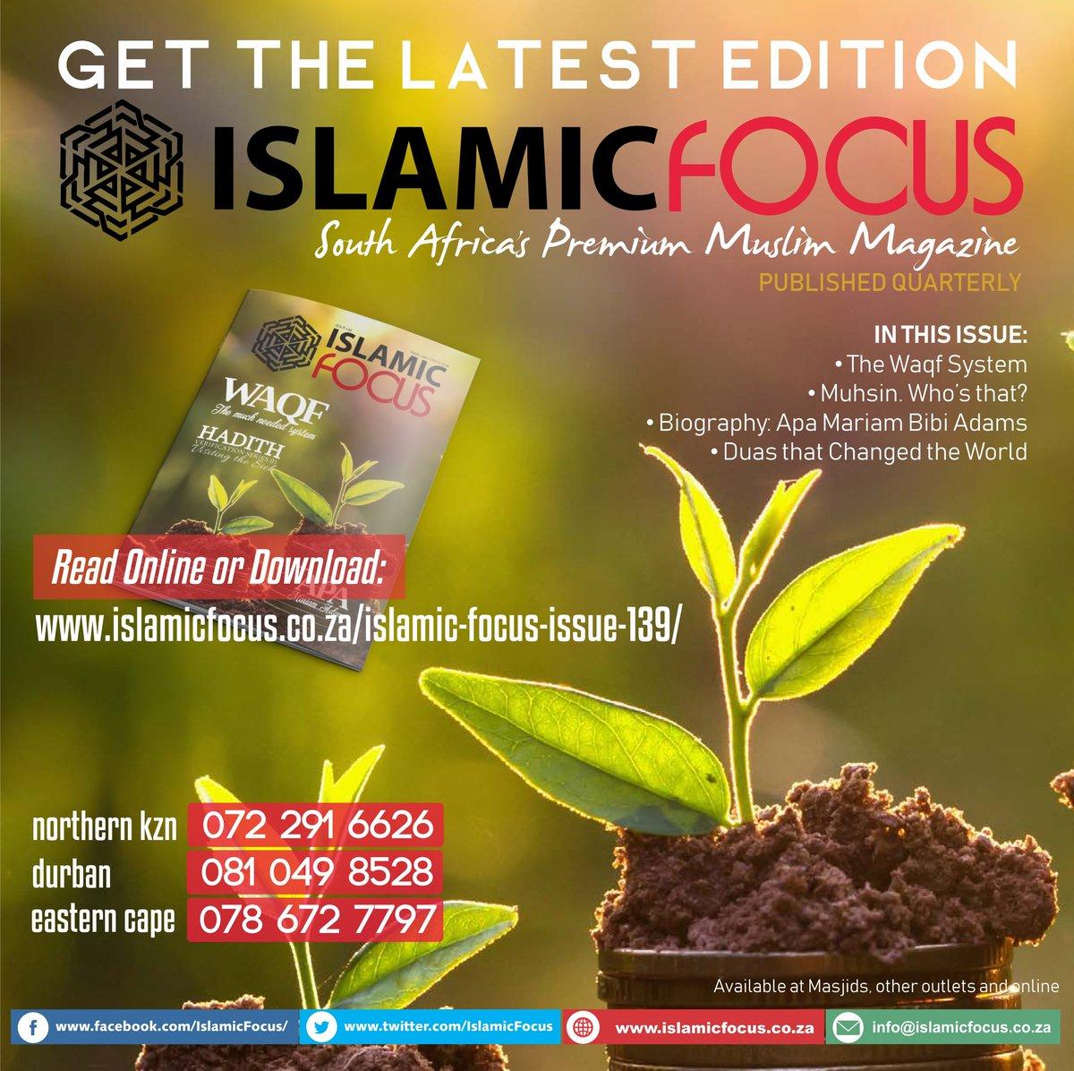 Islamic Focus (@IslamicFocus) | Twitter
