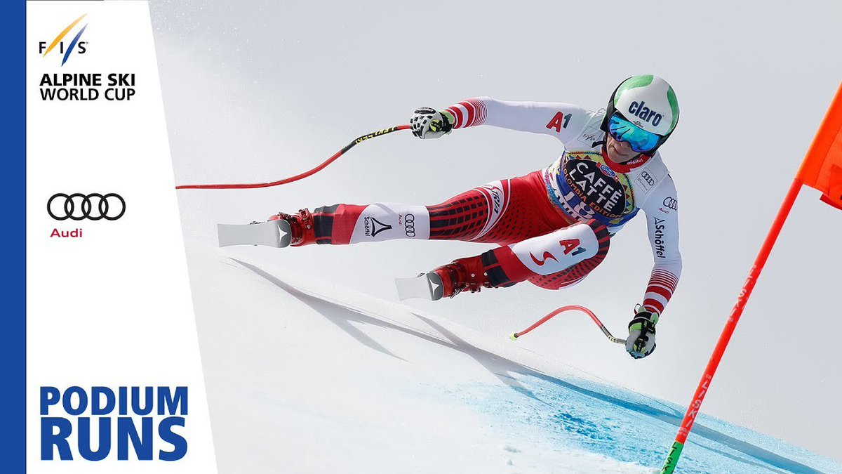 Mirjam Puchner | 1st place | Ladies' Downhill | Soldeu | FIS Alpine http://dlvr.it/R0phMT