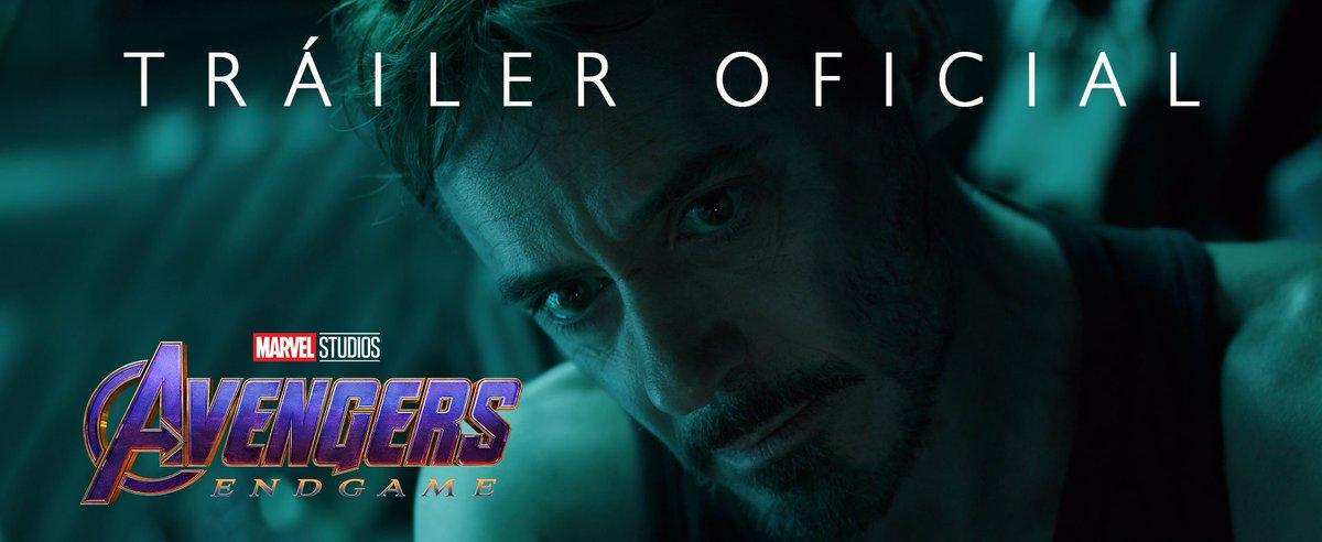 Harán lo que sea necesario. Disfruta del nuevo tráiler de #AvengersEndgame de #MarvelStud10s ¡Muy pronto en cines!