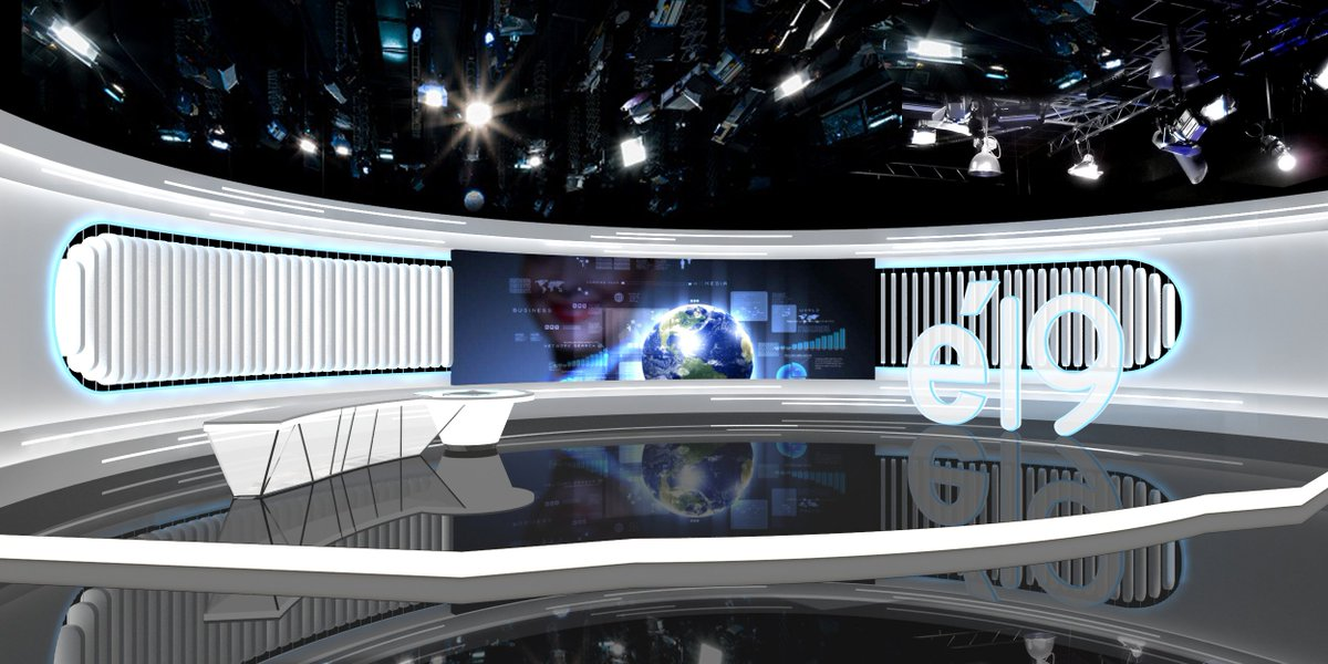 Este será el decorado de las Elecciones Autonómicas, Locales y Nacionales de Aragón Televisión. Pinta muy muy guay 🤩🎥📺 Más info en: https://contrataciondelestado.es/wps/poc?uri=deeplink%3Adetalle_licitacion&idEvl=S0zClT7%2Fg4kBPRBxZ4nJ%2Fg%3D%3D…
