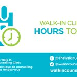 Image for the Tweet beginning: Arabic + English #WalkIn #Counselling