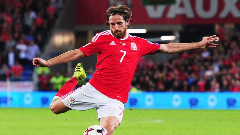 Happy 29th birthday to Wales midfielder Joe Allen