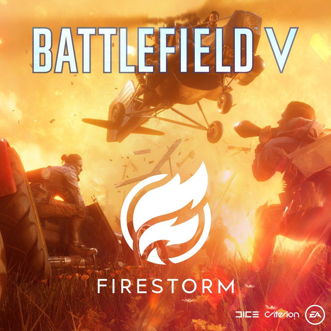 Scavenge. Fight. Survive. The Firestorm is coming March 25 ����️ https://t.co/AhQ5aHTut8