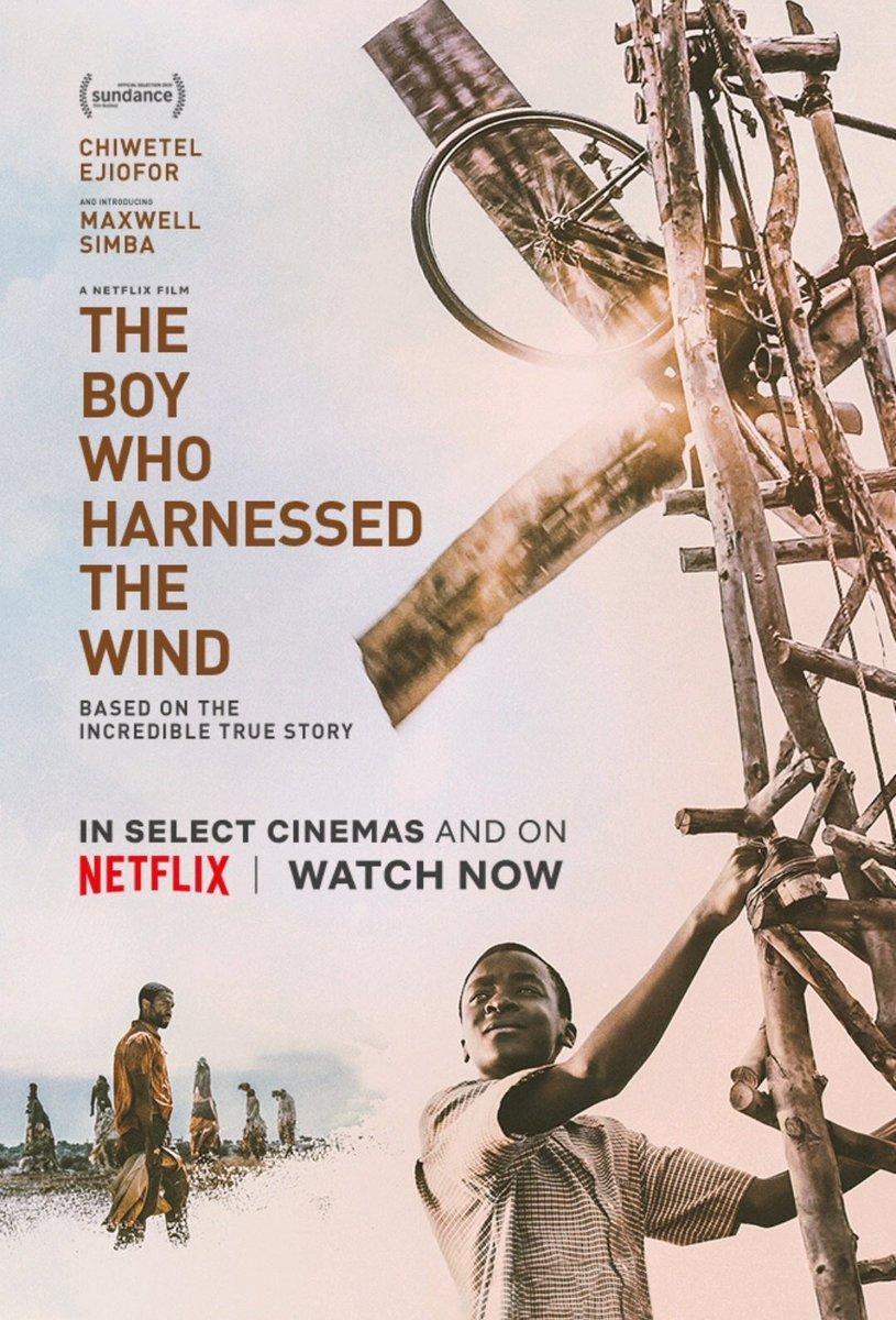 فكره - شغف - طموح - عزيمه - إصرار    @TEDTalks  How I built a windmill   https://t.co/005c2juZuR    #افلام_ملهمه  #فلم_الويكند     The Boy Who Harnessed the Wind  https://t.co/f0rmXeGbNc  ويكند ملهم سعيد😍 https://t.co/TWZPz82aAs
