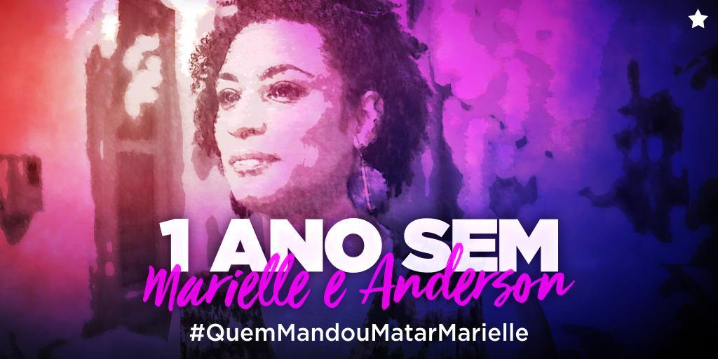 PT Brasil's photo on #FlorescerPorMarielle