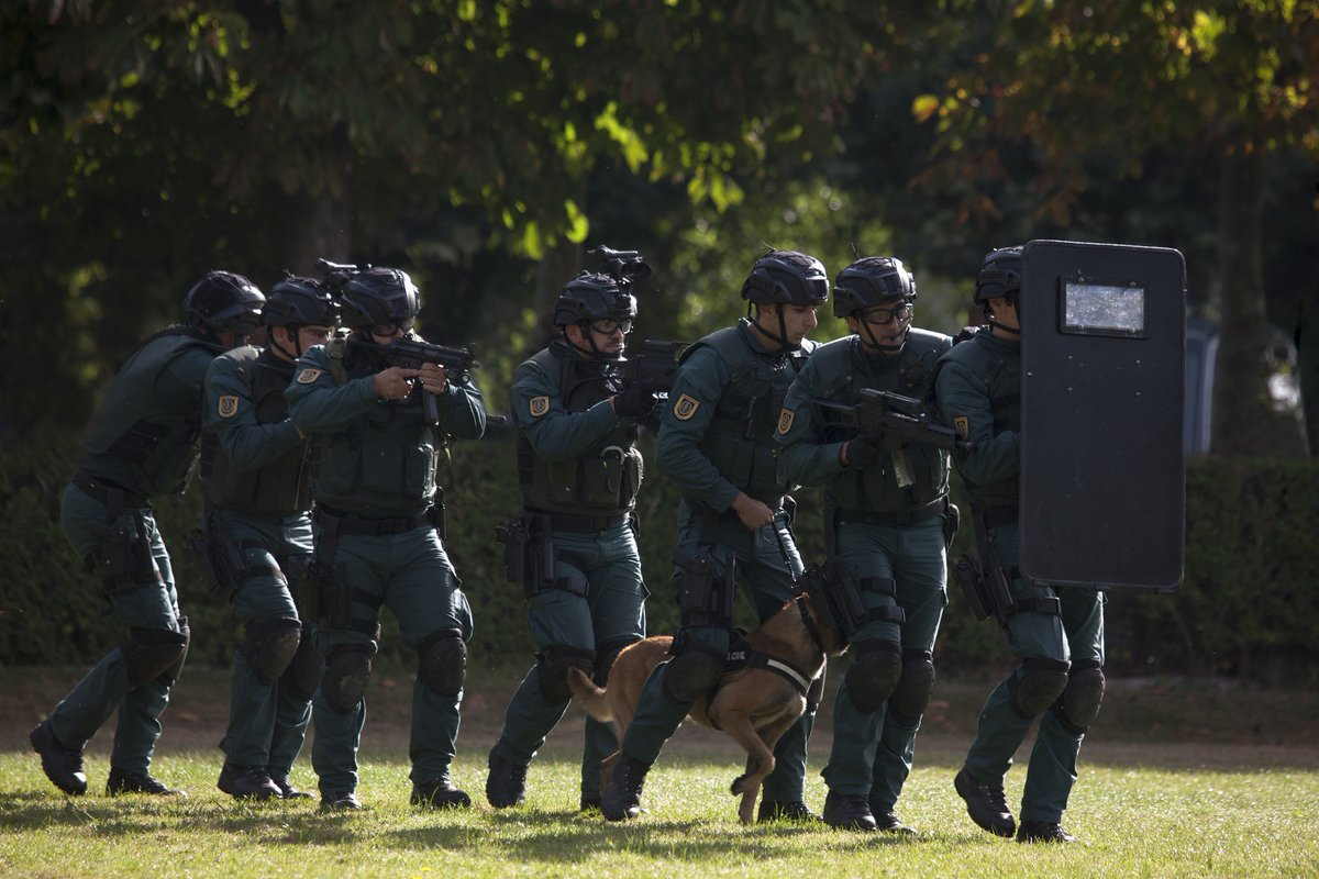 Guardia Civil 🇪🇸's photo on Felix