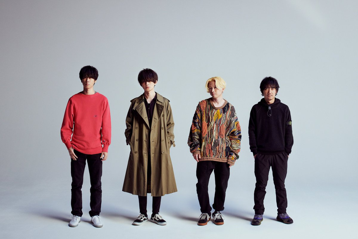 Bump Of Chicken On Twitter Bumpofchicken がニューアルバム