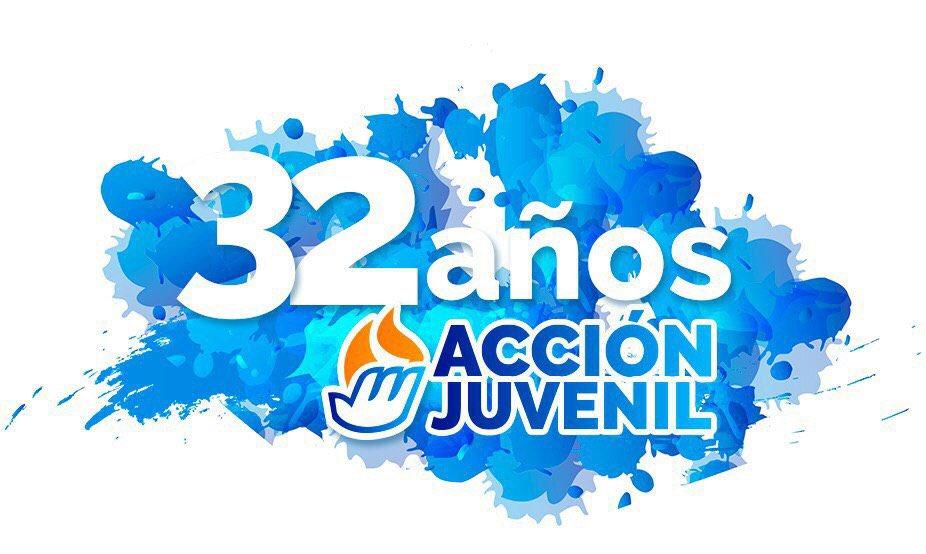 Acción Nacional's photo on #32añosAJ