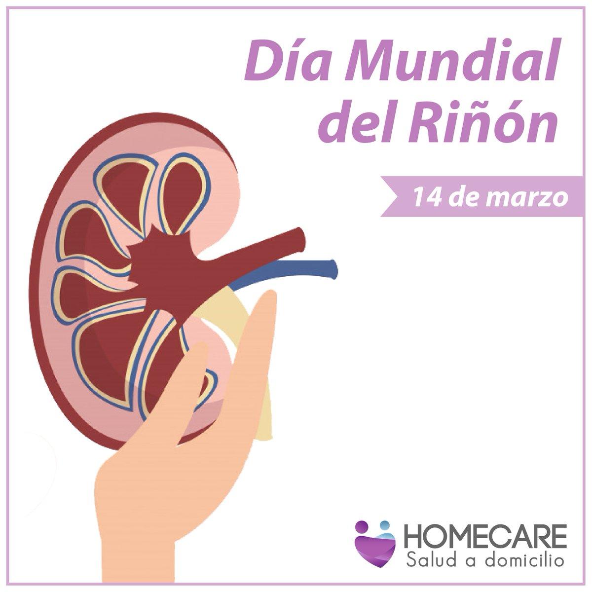 HomeCare's photo on #DíaMundialDelRiñón