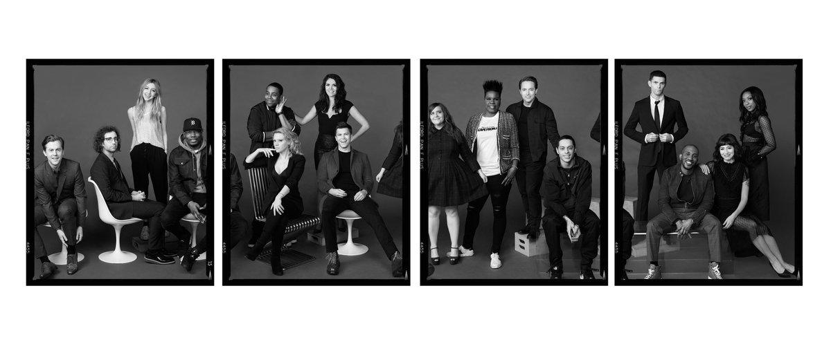 Season 44 Cast Photo!   : Mary Ellen Matthews<br>http://pic.twitter.com/yfZgDXge9G