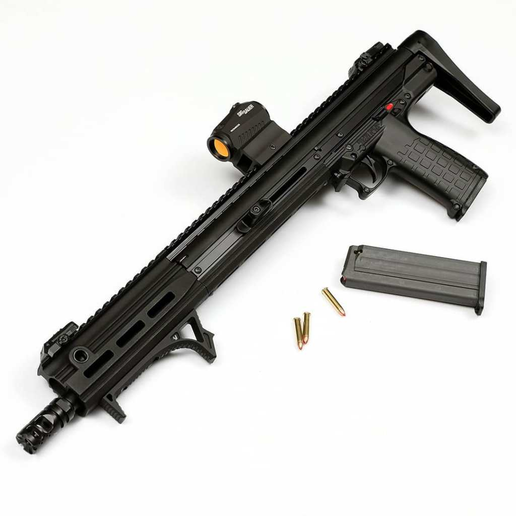 Attackcopter Com On Twitter Dan Haga Designs Shows Support For The Kel Tec Cmr 30 With Extended Handguard Https T Co Hodzwybh4o