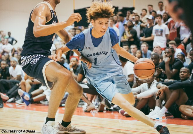 LaMelo Ball Reportedly Considering 2 Options For Basketball Future