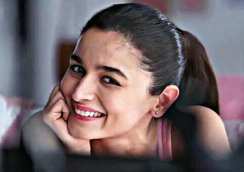 HAPPY BIRTHDAY ALIA BHATT My Crush  My heartbeat  My life