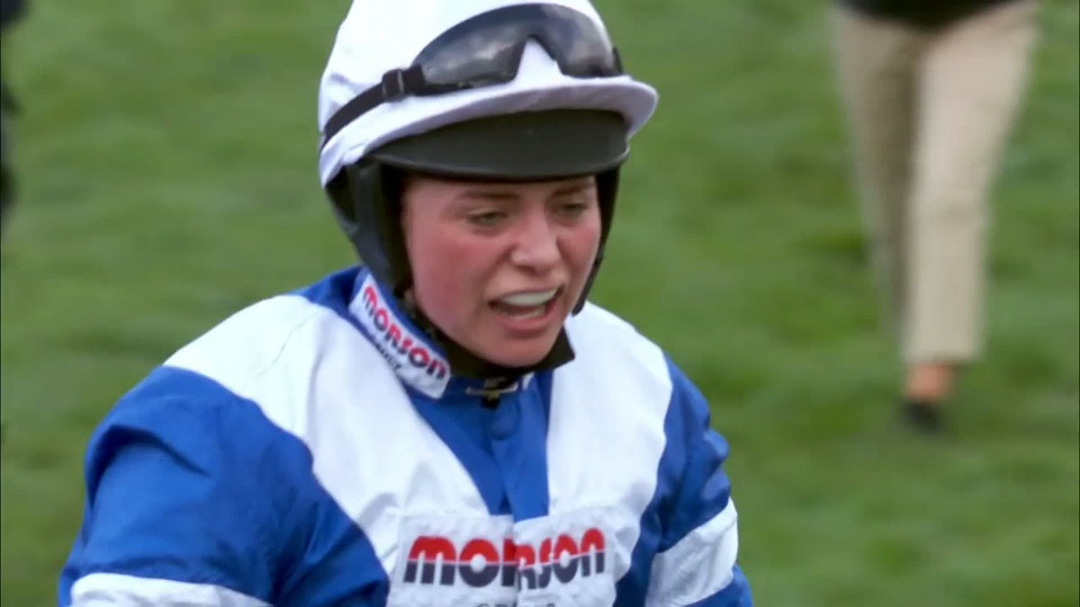ITV Racing's photo on Bryony Frost