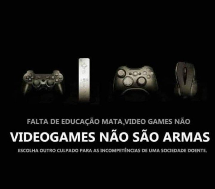 Marconi Borges's photo on #somosgamersnaoassassinos